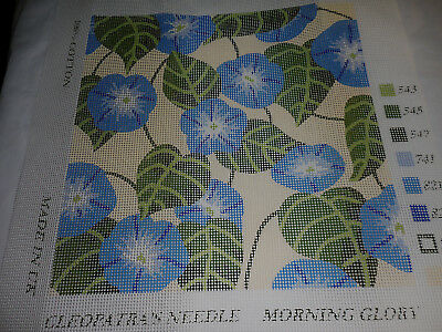 Tapestry Canvas Cleopatra's  Needle 1999  Morning Glory Made Uk