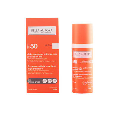 BELLA AURORA SOLAR gel anti-manchas PMG SPF50 50 ml