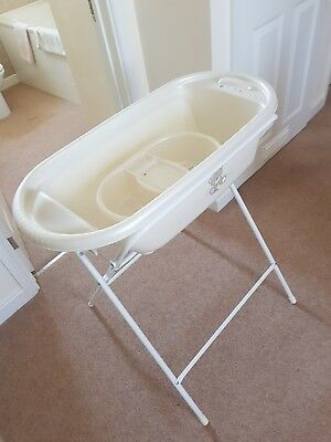 Mothercare Baby bath with stand