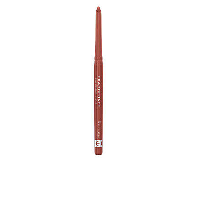 Maquillaje Rimmel London mujer EXAGGERATE automatic lip liner #018 -addiction