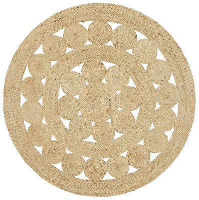 NEW Natural Daisy Jute Rug - Network,Rugs