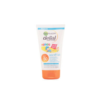 Cuidado Solar Delial unisex NIÑOS WET SKIN sensitive advanced SPF50 150 ml