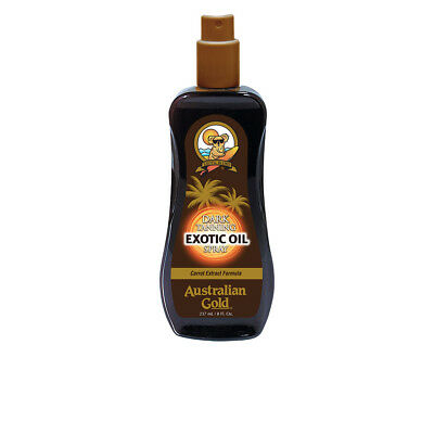 Cuidado Solar Australian Gold unisex EXOTIC OIL spray 237 ml