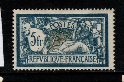 France 1900 Oliver Merson 5f  SG308 Mint MH