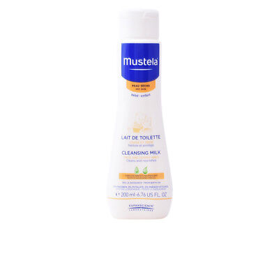 Cosmética Mustela unisex BÉBÉ cleansing milk PS 200 ml