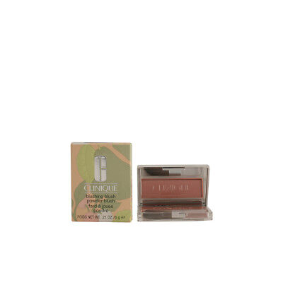 Maquillaje Clinique mujer BLUSHING BLUSH #02-innocent peach 6 gr