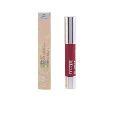 Maquillaje Clinique mujer CHUBBY STICK #07-super strawberry 3 gr