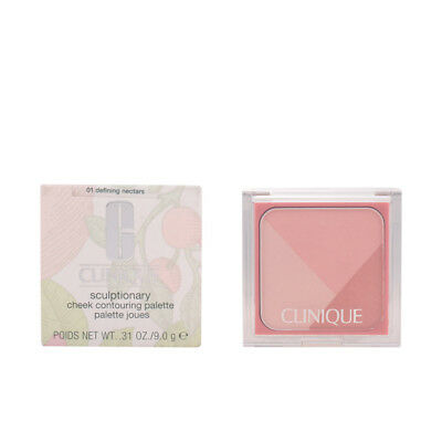 Maquillaje Clinique mujer SCULPTIONARY cheek palette #01-defining nectars 9 gr
