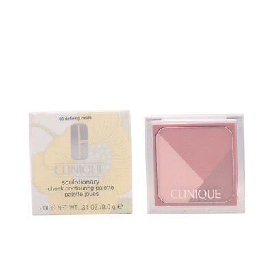 Maquillaje Clinique mujer SCULPTIONARY cheek palette #03-defining roses 9 gr