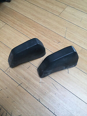 Porsche 911 F series 69-73 US specs rear bumper rubbers