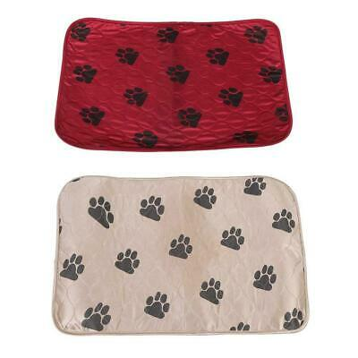 Washable & Reusable Pet Pee Pad Multi-size Dog Puppy Pet Potty Training Pad Mat