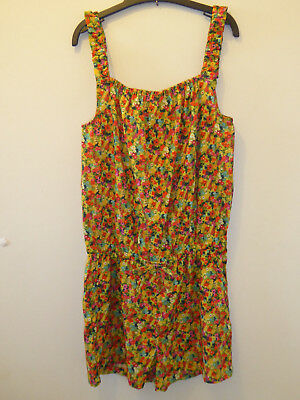 NEXT - Lovely Girls Light Weight All In 1 Jumpsuit Playsuit Outfit 9 Years VGC