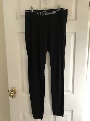 Icebreaker Merino Bodyfit 200 XXL leggings Long Johns Thermal Thermals