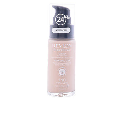 Maquillaje Revlon mujer COLORSTAY foundation normal/dry skin #110-ivory 30 ml