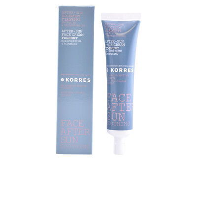 AFTER SUN moisturising & soothing yoghurt face cream 40 ml