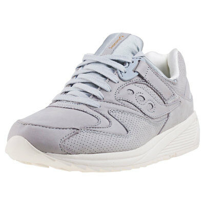 5aeecc3bac90 SAUCONY MENS GREY   Green Grid 8500 HT Trainers Size 7 - 12 - £47.50 ...