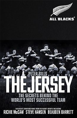 The Jersey: The All Blacks by Peter Bills