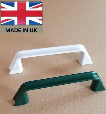 Plastic handles / drawers / cupboard doors / Pack of 2 (3 Colours available)
