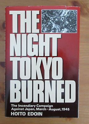 AIR CORPS TOKYO BOMBING CAMPAIGN BOOK JAPANESE AUTHOR edoin B-29