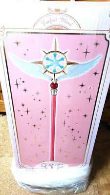 Card Captor Sakura Dream Wand Parfait Mimi 75cm Takara Tomy Japan Anime F/S