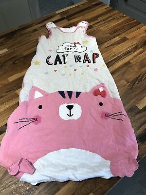 18-24 Months TU sleeping Bag Time For A Cat Nap