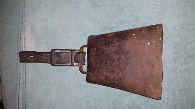 Vintage Cowbell 5.5 Inches