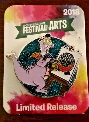 WDW - Figment's Brush with the Masters Scavenger Hunt - Spaceship Earth Painting