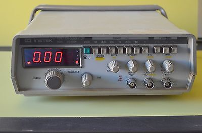 GW / Instek Function Generator GFG-8020H W/POWER CORD GREAT CONDITION