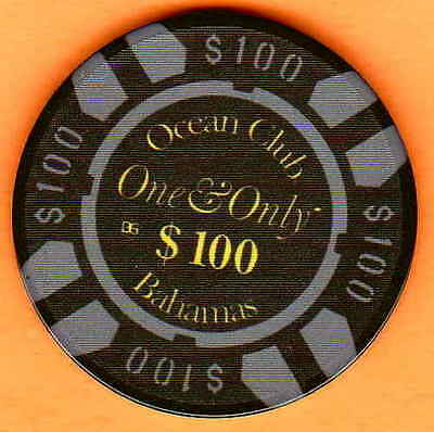 """James Bond """"Casino Royale:""""new-find: Ocean One,Bahamas, poker chip in film,Excel"""