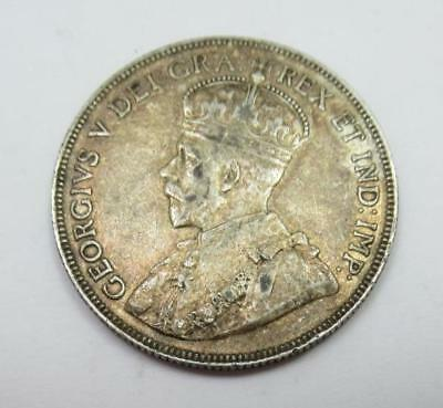 1936 Canada 50 Cents - Nice Original Mint Lustre - Never Been Cleaned - VF-XF