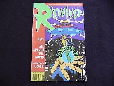 Revolver comic issue 7 (2000AD Production 1990 for mature readers) (LOT#797)
