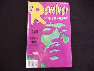 Revolver comic issue 3 (2000AD Production 1990 for mature readers) (LOT#794)