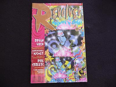 Revolver comic issue 2 (2000AD Production 1990 for mature readers) (LOT#793)