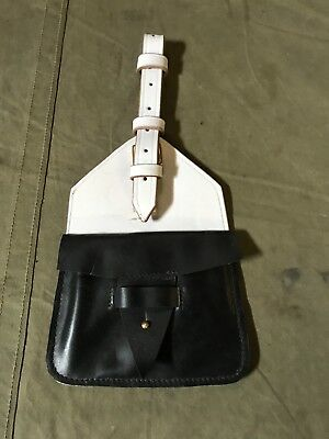 PRE-WWI ZULU WAR BRITISH M1871 MARTINI HENRY RIFLE Black Accoutrements Pouch