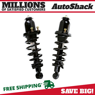 Rear Pair (2) Complete Strut Assembly w/Coil Spring Fits 2005-2009 2010 Scion tC