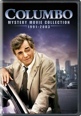 Columbo: Mystery Movie Collection 1991-2003 - 6 DISC SET (2018, DVD  (REGIONE 1)