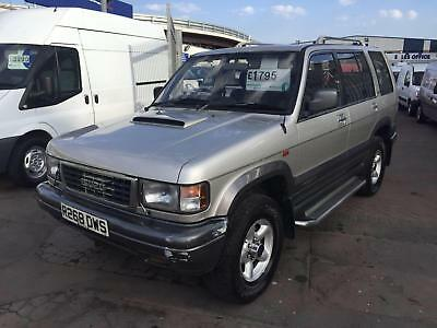Isuzu Trooper 3.1TD Citation LOVELY SPEC AND MODEL FULL OF EXTRAS READY TO GO
