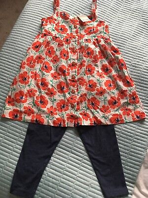 Next Girls Summer Outfit Age 7 NWT