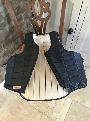racesafe back protector