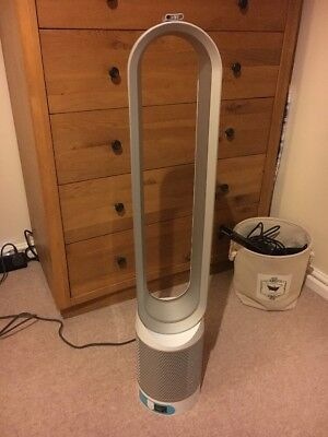 Dyson Pure Cool Link Air Purifier & Fan (Tower) TP02 - white/nickel Hepa Filter
