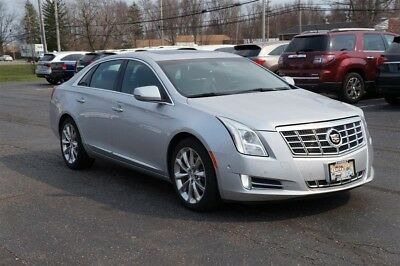 XTS Luxury PANORAMIC SUNROOF NAVIGATION WARRANTY 2014 CADILLAC XTS Luxury PANORAMIC SUNROOF NAVIGATION WARRANTY 32,745 Miles Silv