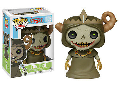 THE LICH Adventure Time Funko POP! Television 10cm Vinyl Figur OVP