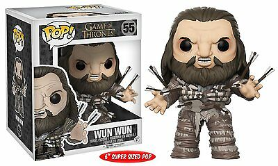 Funko POP! WUN WUN - Game Of Thrones OVERSIZED 15cm Vinyl Figur OVP