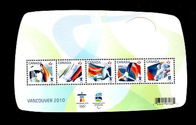 S/Sheet, Olympic Sporting Events - Defins , 2009, Uc# 2299,  Mint