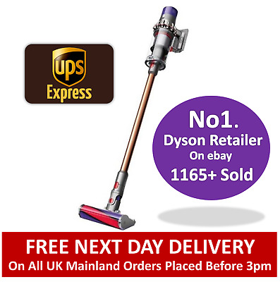DYSON V10 Cyclone Absolute+ Vacuum Cleaner - 2 Year Guarantee | Exclusive Model