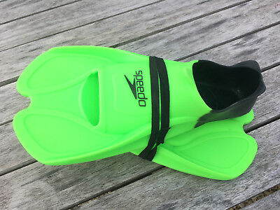SPEEDO BIOFUSE TRAINING FINS (Size UK 6 - 7)