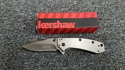 Kershaw 1555TI Knife Cryo Hinderer Hunting Speedsafe Folding Pocket Assist New