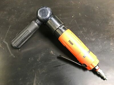 Dotco pneumatic right angle die grinder with handle model 12L2252-80 11,000 rpm