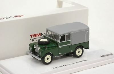 """1957 Land Rover Series I 88"""" Soft-Top Diecast Model"""
