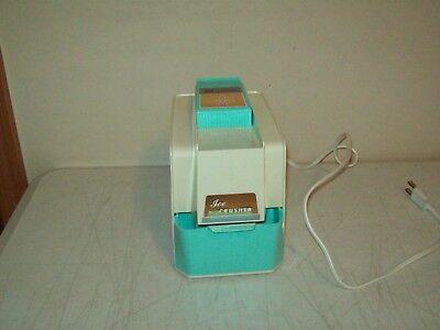 Vintage ice crusher Proctor Silex electric ice crusher American made 1970's